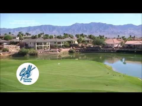 GOLF MESQUITE NEVADA, Video by Golfing Country