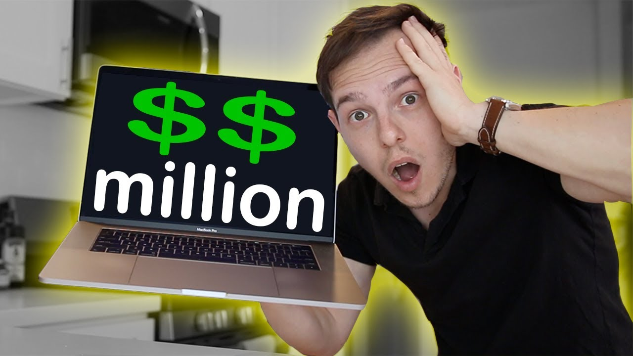 How to spend 10 million dollars in one day