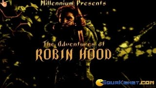 The Adventures of Robin Hood gameplay (PC Game, 1991)
