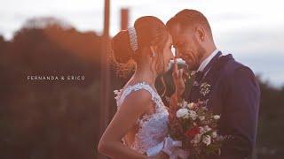 O mais lindo Casamento na Lagoa com por do Sol | Emocionante
