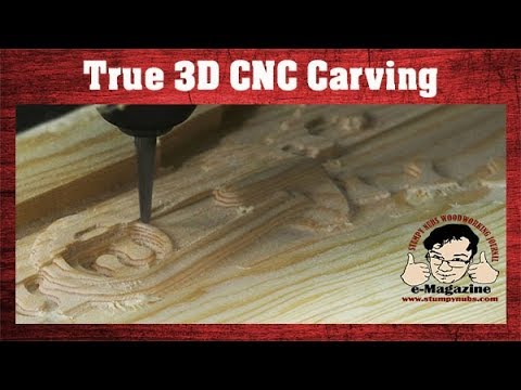WATCH THIS before you buy a CNC machine for 3D carving ...