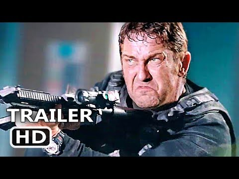 ANGEL HAS FALLEN Trailer # 2 (NEW 2019) Gerard Butler Action Movie HD