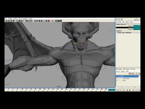Rigging ShowReel By Sanjay.flv