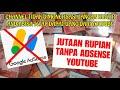 Cara dapat Uang di Youtube selain dari Adsense