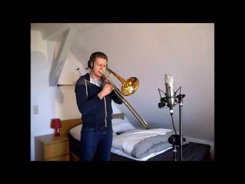 7 Years - Lukas Graham | Trombone Cover