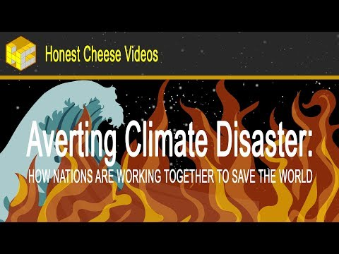Averting Climate Disaster: How Nations are Working Together to Save the World
