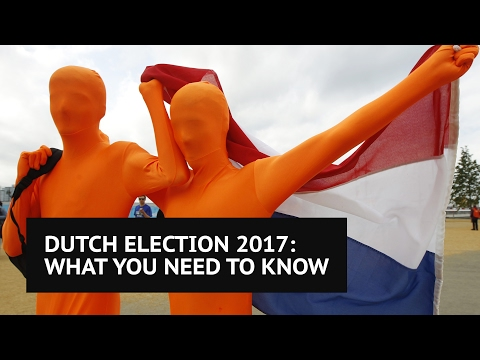 Dutch election 2017: What you need to know