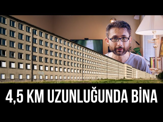 Hitler neden 4,5 km uzunlu?unda bir bina tasarlad?? PRORA Oteli