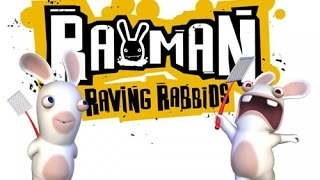 Rayman raving rabbids  -  ( Xbox 360 - PlayStation 3) - Gameplay - HD