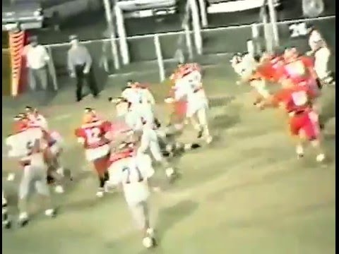 1991 Poteau Pirates at Stilwell Indians Football (Overtime)