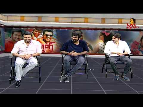 Gang Movie Team Hilarious Interview || Suriya, Vignesh Shivan & Shashank || Vanitha TV