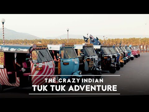 Ch. 5 - Americans Travel India by Tuk Tuk, Our Thoughts! (4K)