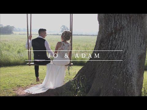 Jo & Adam - 09062018 - Quantock Lakes Somerset - Cinematic Wedding Film