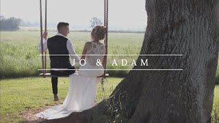 Jo & Adam - 09.06.2018 - Quantock Lakes, Somerset - Cinematic Wedding Film