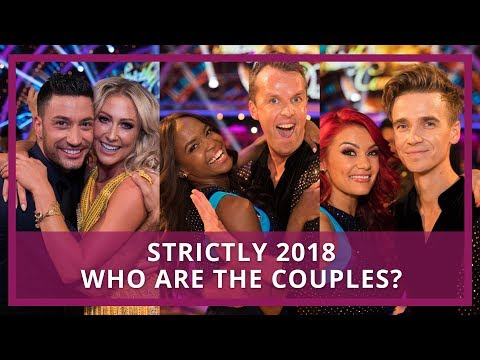 Strictly 2018 | Meet The Couples