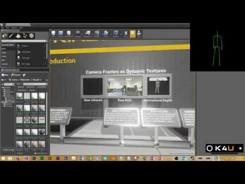 Kinect 4 Unreal 1.0 - Introduction