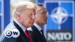 Unter Beschuss: Wie stark ist die NATO? | DW Deutsch