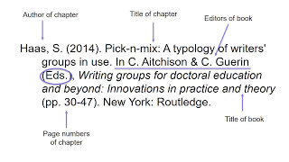 List How To Cite A Book Chapter In Apa 6th Tutorial Video