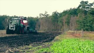 Gülle ausbringen mit Fendt 939 & Kotte Garant Tridem - Lohnunternehmen Henke