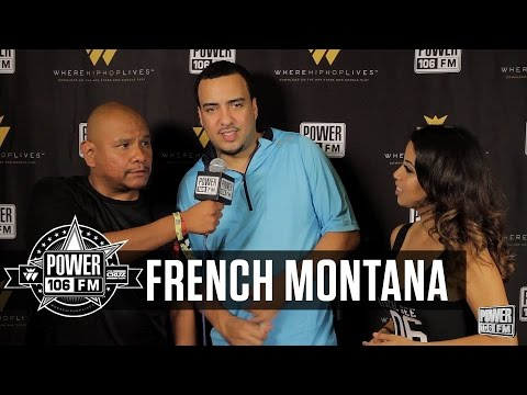 French Montana Talks No Sex Or Alcohol