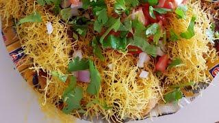 Street food india | Papdi puri | Papdi chaat | India | Rajkot | bombay style chaat | 2018