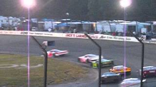 Flat Rock Speedway, 6/6/2015 Diamond Racing Products Joy Fair Memorial Gold Cup 100