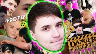 The Top Dan Memes of 2016(We wave goodbye to the giant flop that was 2016 in memes ☆.。.:* Click here: http://youtube.com/subscription_center?add_user=danisnotonfire to subscribe to ..., 2017-01-14T23:14:18.000Z)