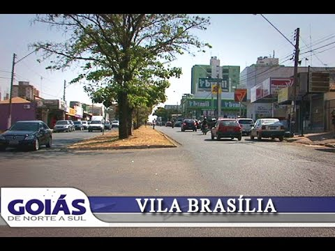 Goiás de Norte a Sul - Vila Brasília - 06/08/2016