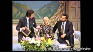 Silvan, Alexander, Jukas Casella da Raffaella Carrà 1991 - Mago Elite video collection
