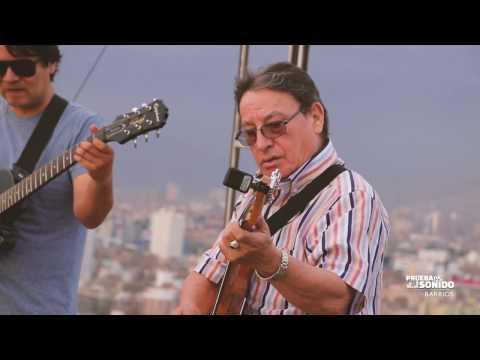 Prueba de sonido Barrios   Lince - Fernando Quiroz - Amor Andino
