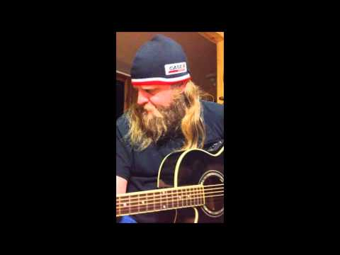 Chris Johnson and The Back Row Revival-Acoustic Train To Birmingham