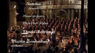 Gounod - Sanctus, Daniel Rodriguez - Martin Zonnenberg - Ichthus - Hineni.avi