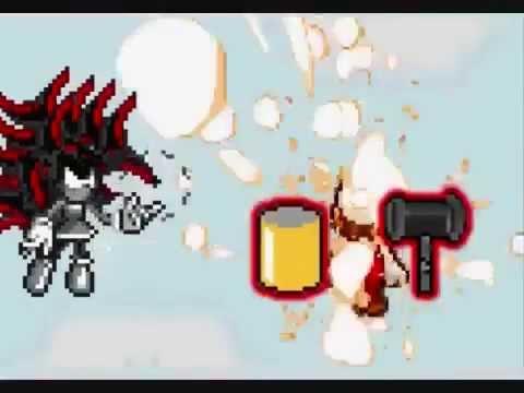 Mega Sonic Bros  AF Episode 3 The Hedgehog War  
