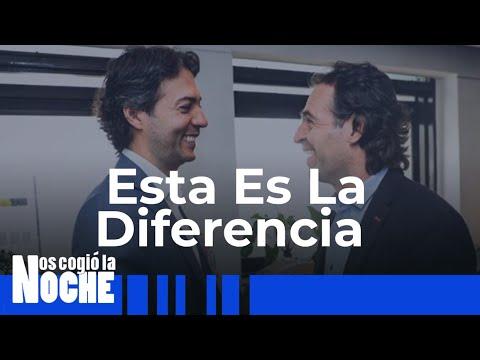 Diferencia Entre Daniel Quintero Y Federico Gutierrez - Nos Cogio La Noche