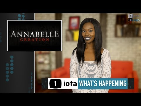"""WHAT'S HAPPENING: Movie Screening of """"Annabelle: Creation"""""""