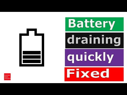What To Do If Battery Is Draining Quickly From Android Device