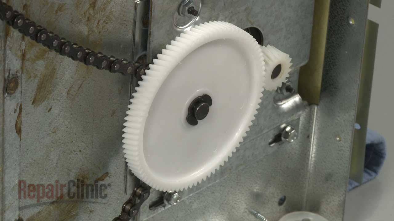 Kitchenaid Garbage Compactor kitchenaid trash compactor drive gear kit replacement #882699