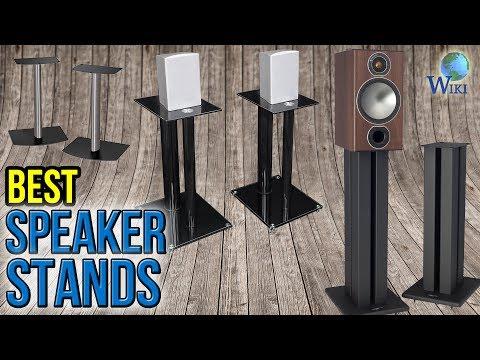 9 Best Speaker Stands 2017