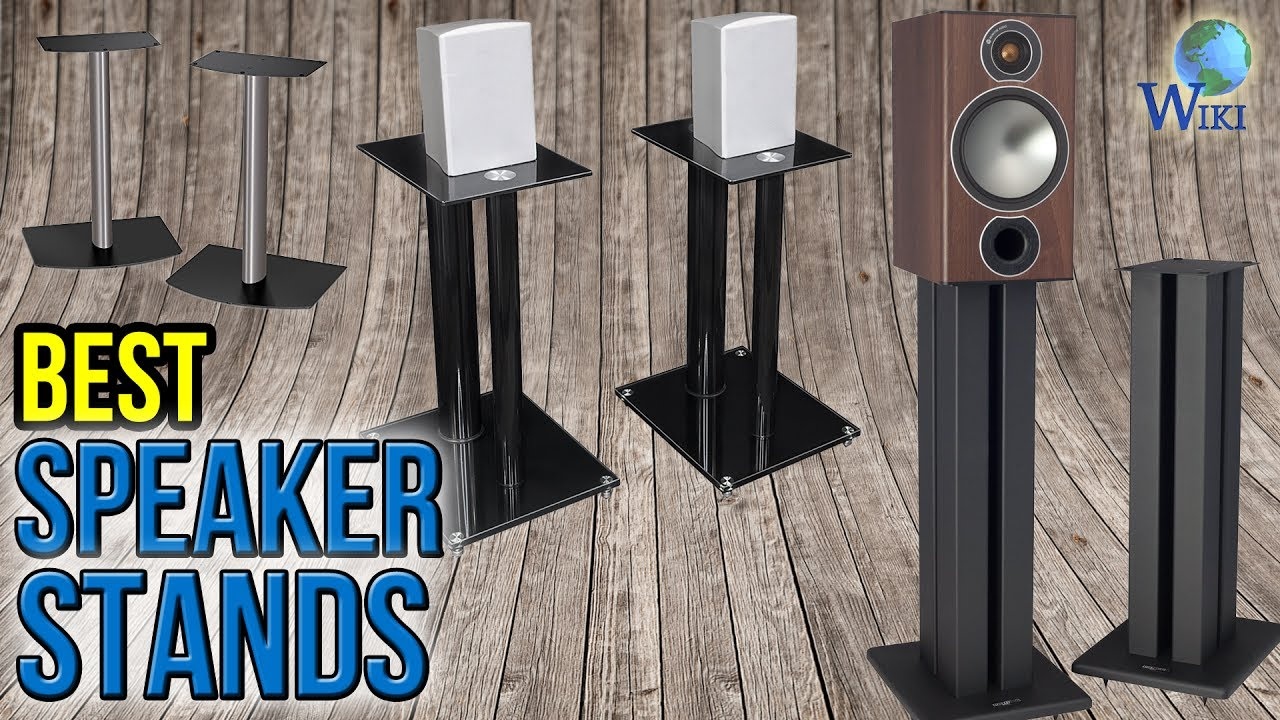 10 Best Speaker Stands 10
