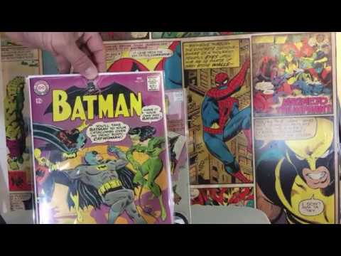 Comic Book Haul #89/ Silver Age Goodness and Some Keys