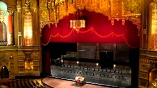 Wurlitzer organ at the Fox Theatre in Detroit