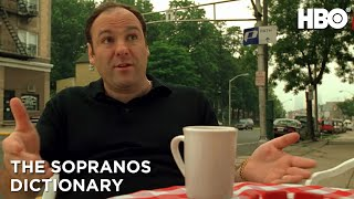 The Sopranos Dictionary | HBO