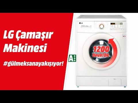 Yuvanı bol çeşit ve rakipsiz fiyatlarla kurduğunda #gülmeksanayakışıyor! - LG Çamaşır Makinesi