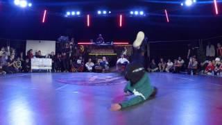 Bboy Taz vs BBoy Etan 1/4 de finale Battle de Rocheford