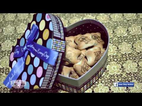 Happy Birthday Safiera (DANBO STOP MOTION VIDEO)