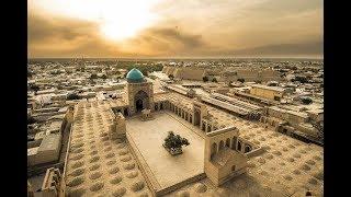 Buhara'yı Gezelim - Uçuyorum Özbekistan'da - TRT Avaz