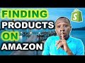 PROFITABLE Shopify Dropshipping Product Ideas from Amazon 🙊