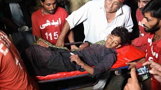 100 'terrorists' killed in Pakistan army crackdown
