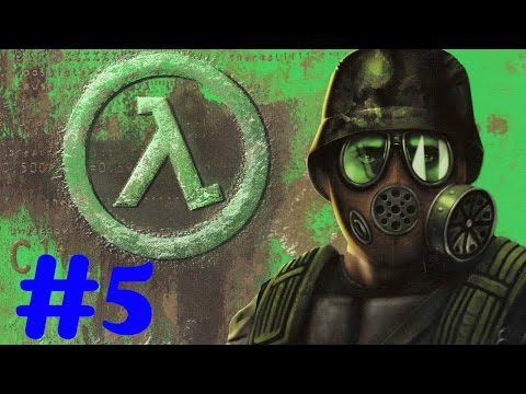 """""""Half Life: Opposing Force"""" walkthrough (Hard difficulty) Chapter 4: Missing in Action"""