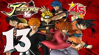 J-Stars Victory VS+ - Gameplay Walkthrough Part 13: The Finals!